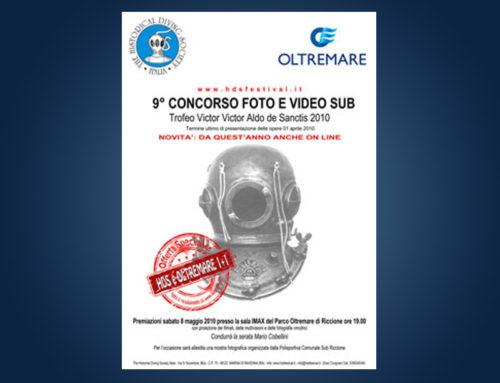 Votazioni e adesioni concorso foto-videosub dell'Historical Diving Society Italia 2010
