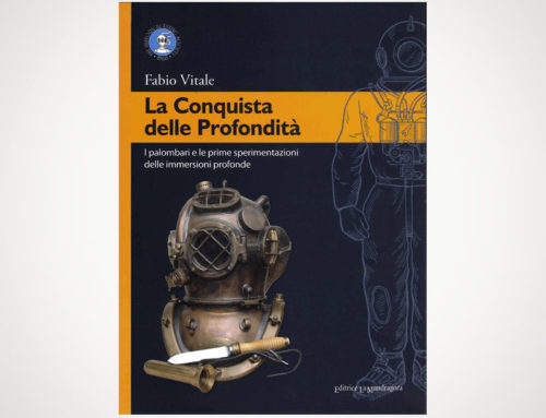 """""""La Conquista delle Profondità"""" di Fabio Vitale"""