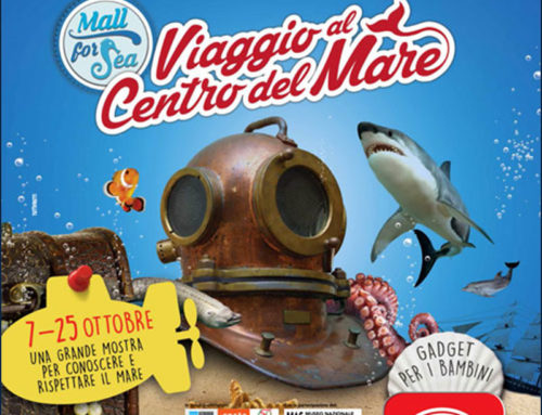 """Mall for Sea"" – La storia della subacquea in mostra al Centro Commerciale ESP di Ravenna"