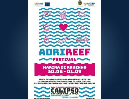 AdriReef Festival 2019 con il MAS
