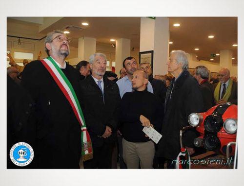 NUOVO MUSEO E VENTENNALE HDS ITALIA