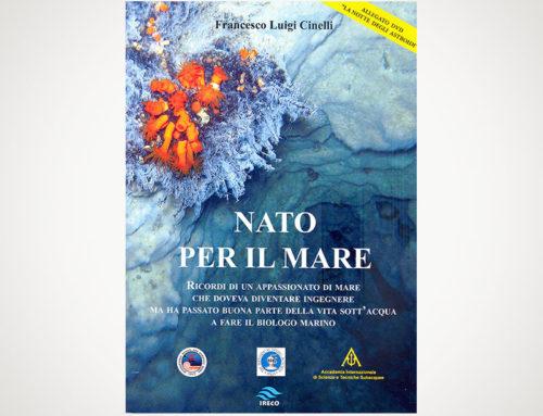 """Francesco Cinelli – """"Nato per il Mare"""" – IRECO – 2017"""