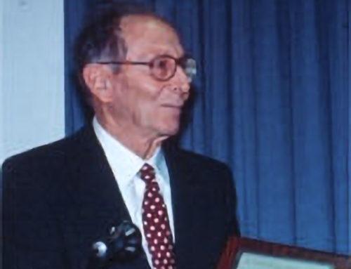 E il lago ebbe il suo nume – Alessandro Fioravanti (1917 – 2013)