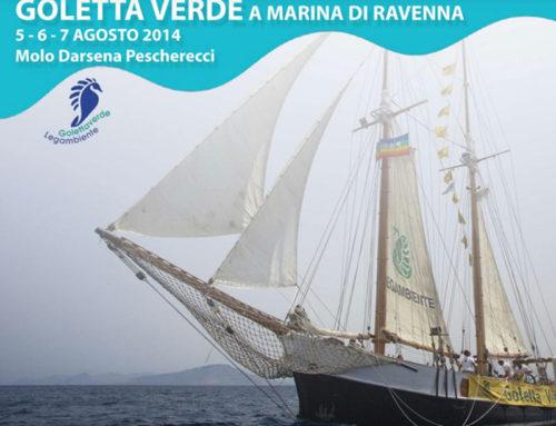 HDS Italia presente alle iniziative di Goletta Verde 2014