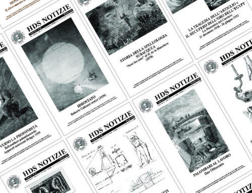 Completata la pubblicazione in formato elettronico di HDS Notizie