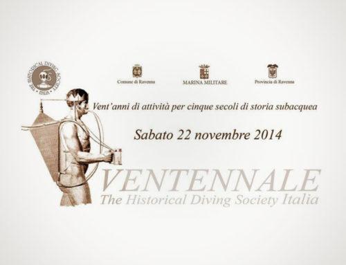 Ventennale HDS Italia e inaugurazione nuovo Museo il 22 novembre 2014