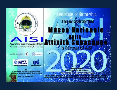 Rilasciato attestato AISI al MAS