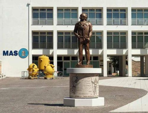 """Inaugurato il """"Monumento al Palombaro"""""""