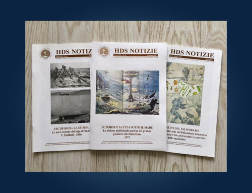 La rivista di The Historical Diving Society Italia