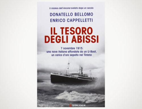 Il tesoro degli abissi, un libro di Donatello Bellomo e Enrico Cappelletti