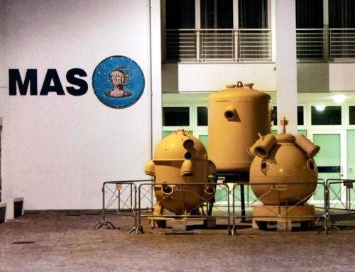 Tornano ad essere esposte le torrette al MAS